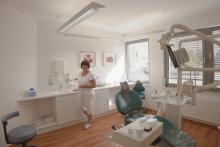 Zahnarzt praxis